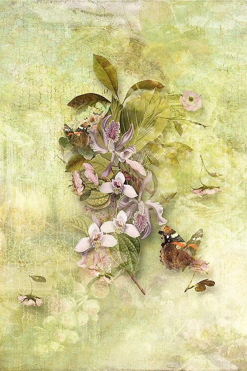 Fair Flowers Printable Wall Art