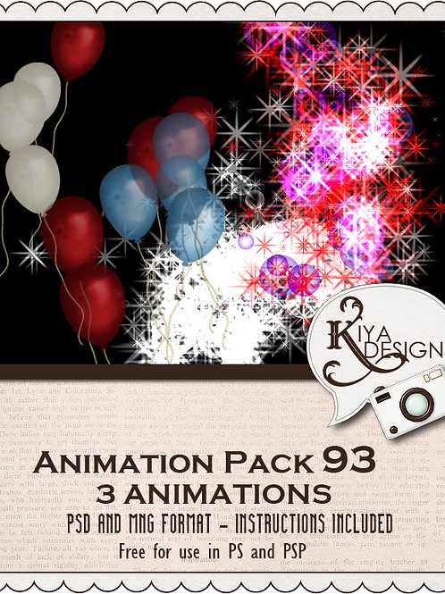 Animation Pack #93