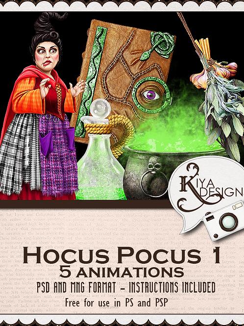 Hocus Pocus Pack #1
