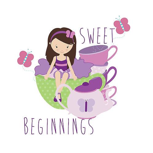 Sweet Beginnings Printable Wear
