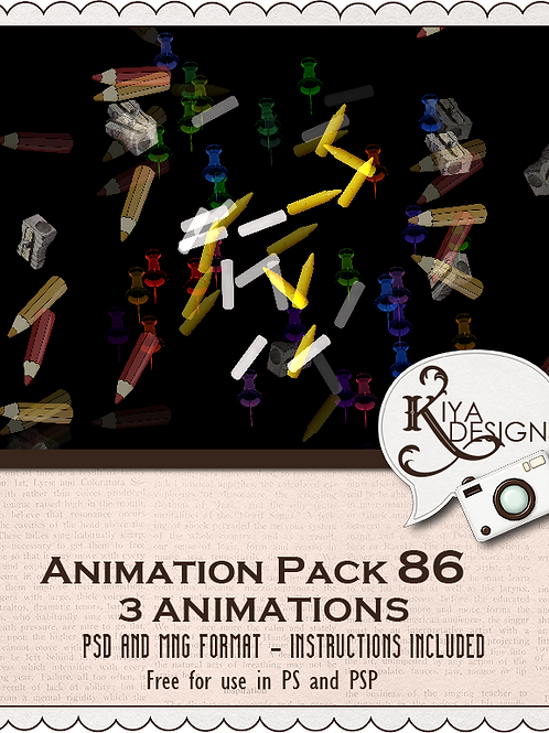 Animation Pack #86