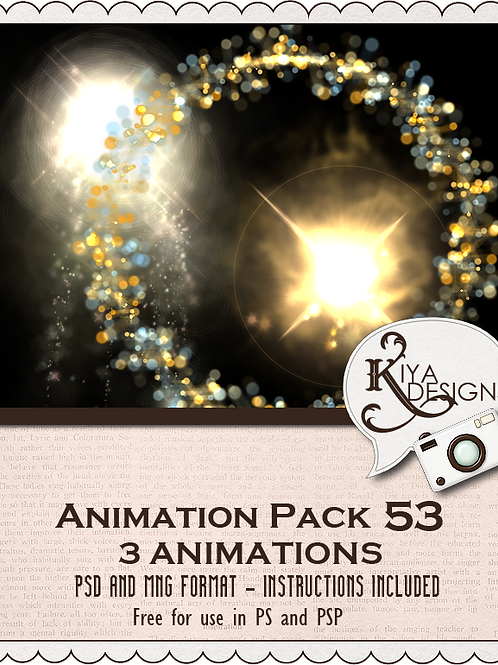 Animation Pack #53