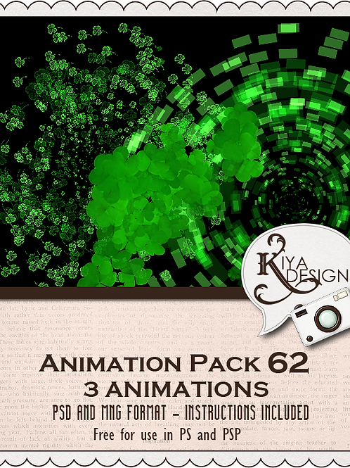 Animation Pack #62