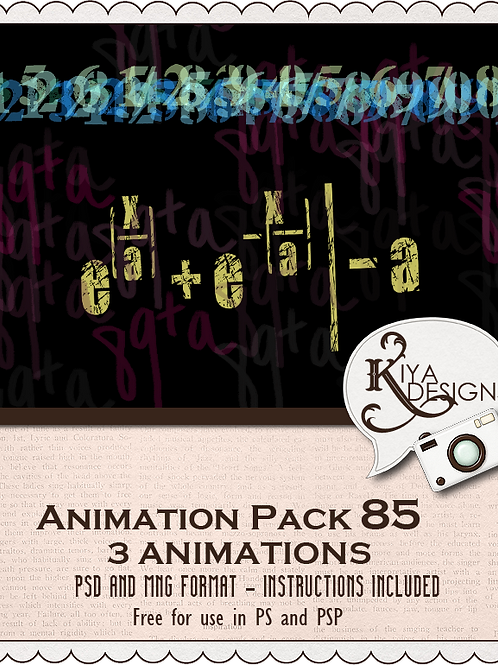 Animation Pack #85