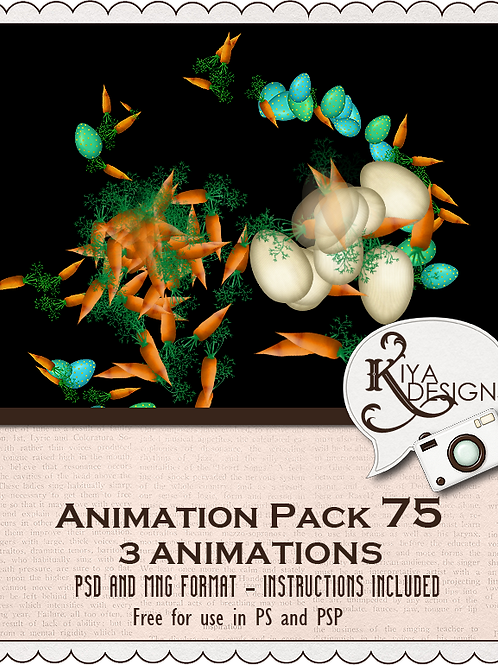 Animation Pack #75