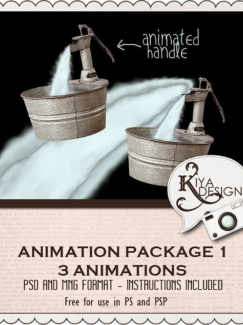 Animation Pack #1