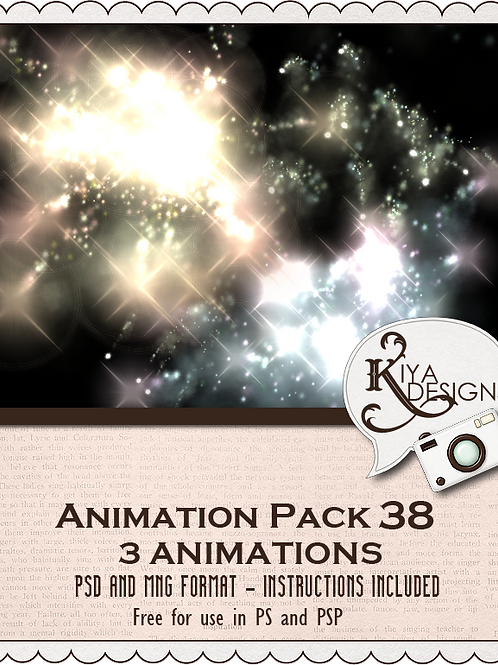 Animation Pack #38