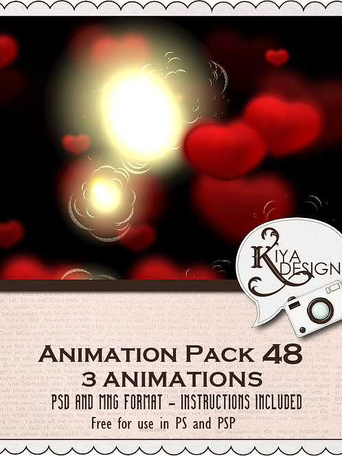 Animation Pack #48