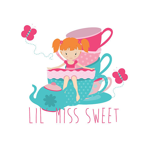 Lil' Miss Sweet Printable Wear