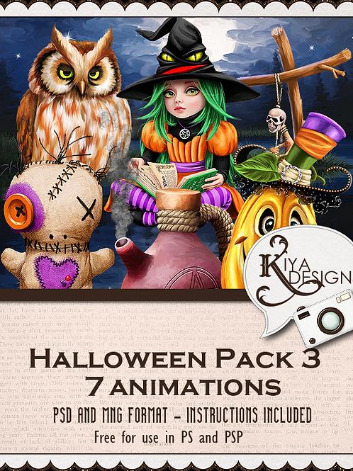Halloween Pack #3