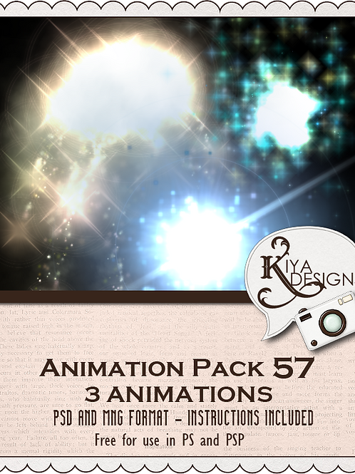 Animation Pack #57