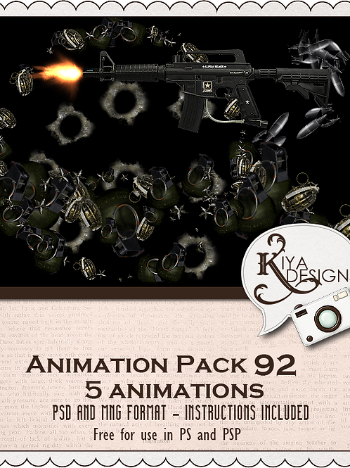 Animation Pack #92