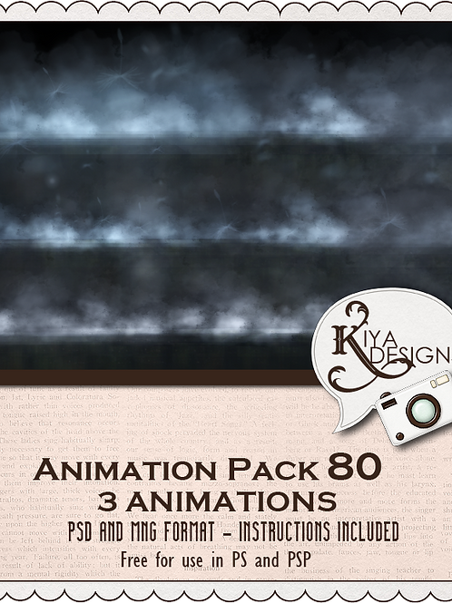Animation Pack #80