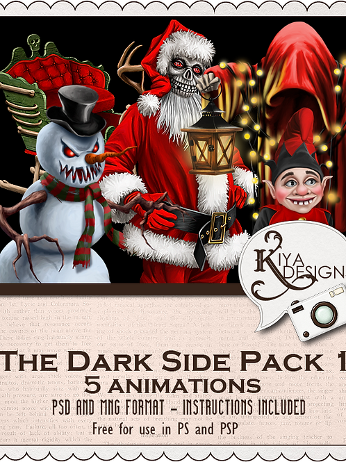 The Dark Side Pack 1