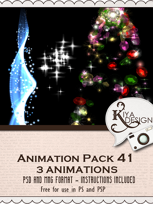 Animation Pack #41