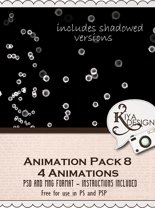 Animation Pack #8