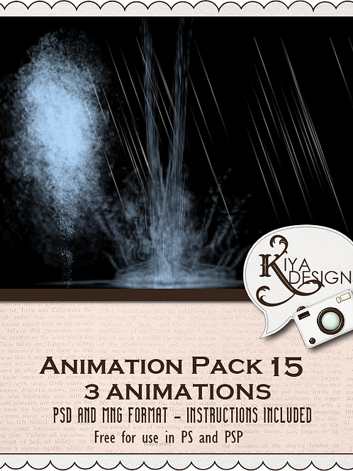 Animation Pack #15