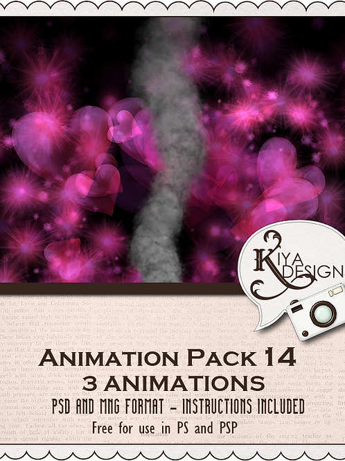 Animation Pack #14