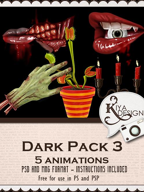 Dark-Horror Pack #3
