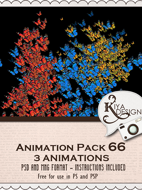 Animation Pack #66