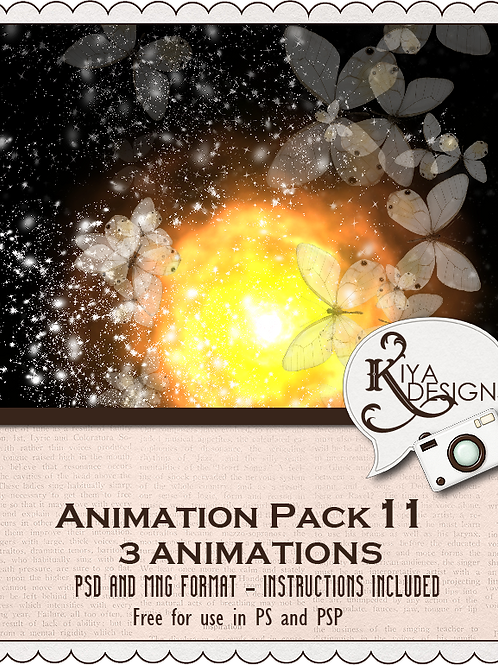 Animation Pack #11