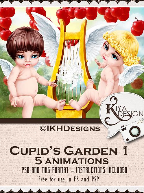 Cupid's Garden Pack 1