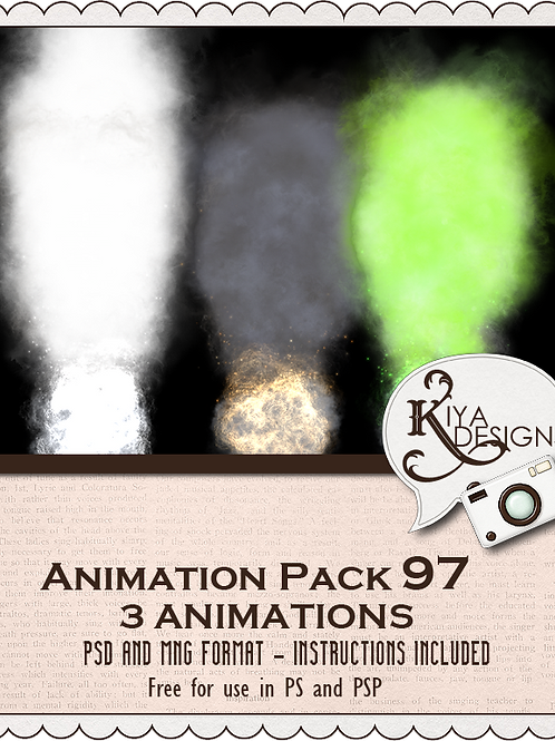 Animation Pack #97