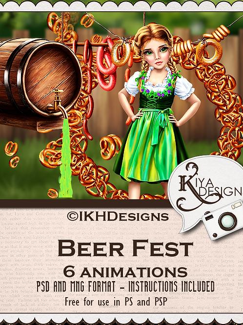 Beer Fest Animation Pack