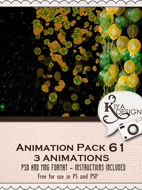 Animation Pack #61