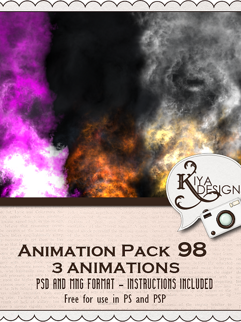 Animation Pack #98