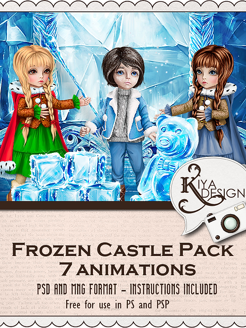 Frozen Castle Pack