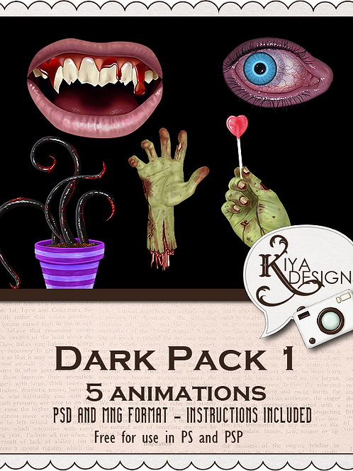 Dark-Horror Pack #1