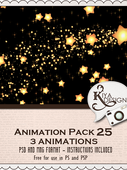 Animation Pack #25