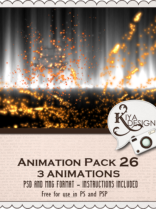 Animation Pack #26