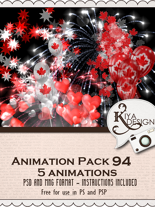 Animation Pack #94