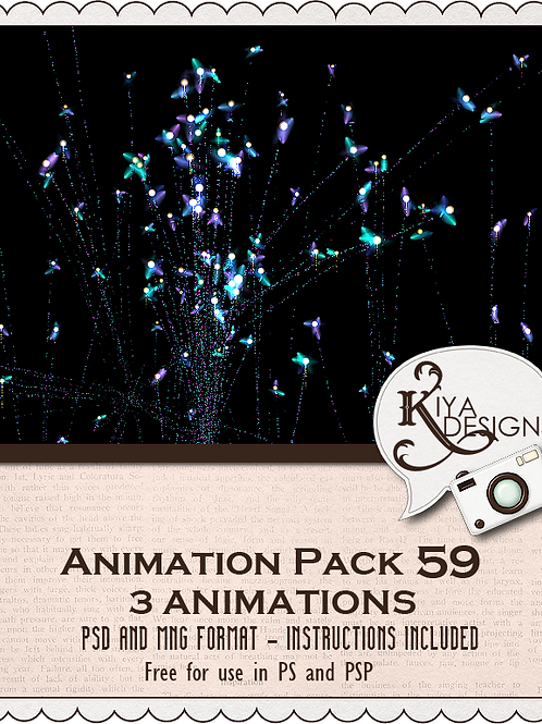 Animation Pack #59