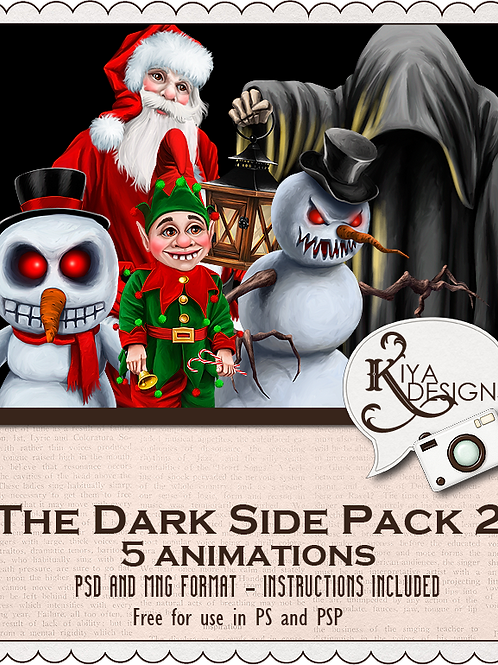 The Dark Side Pack 2