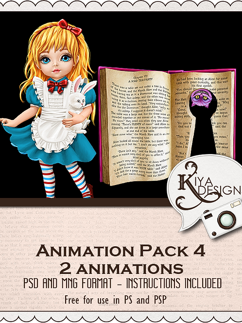 Animation Pack #4