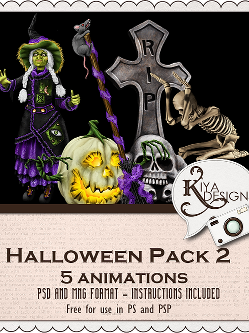 Halloween Pack #2