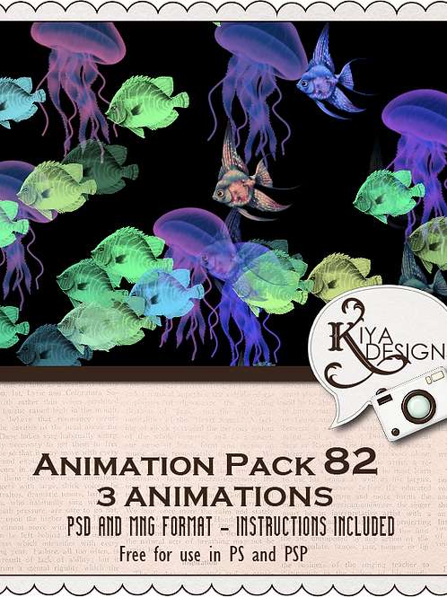 Animation Pack #82