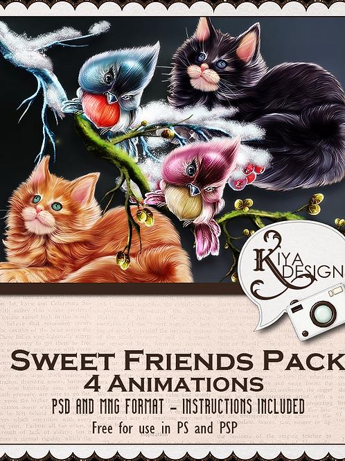 Sweet Friends Pack