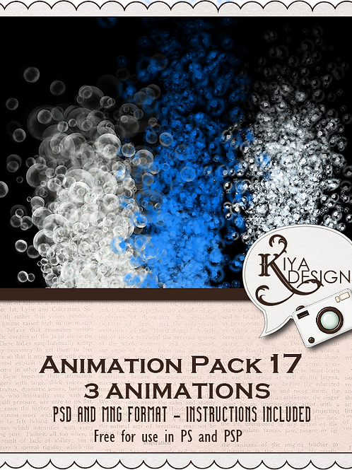 Animation Pack #17
