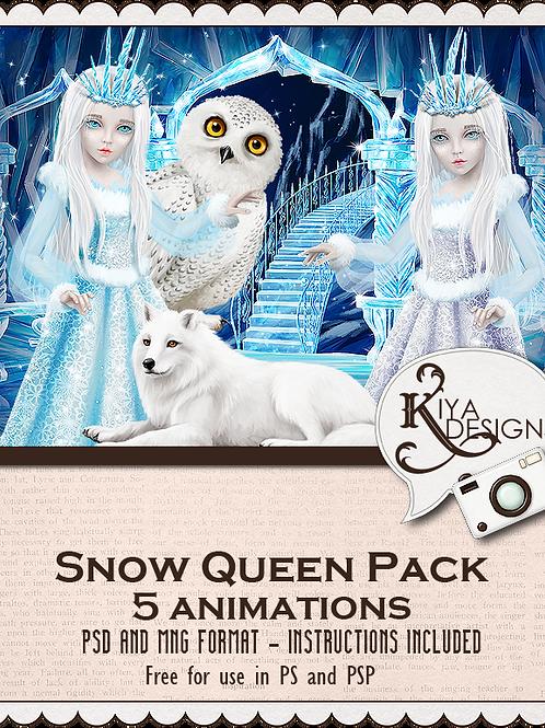 Snow Queen Pack