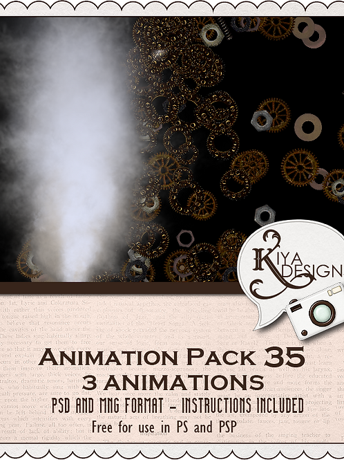 Animation Pack #35