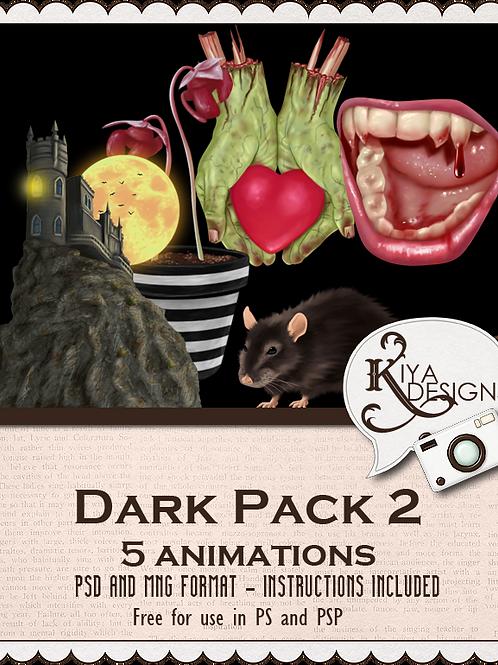 Dark-Horror Pack #2