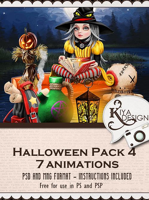 Halloween Pack #4