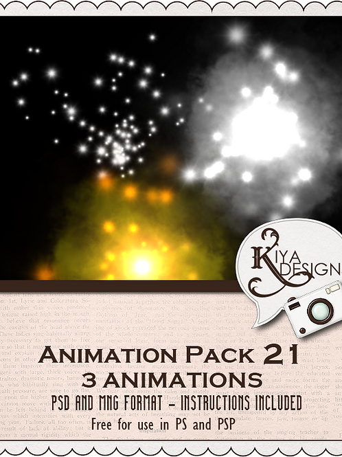 Animation Pack #21