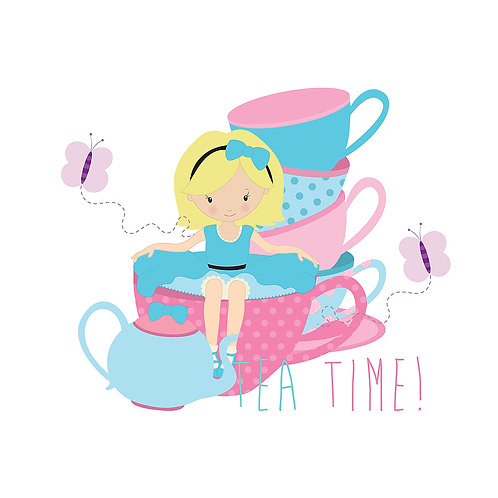 Tea Time Printable Wear