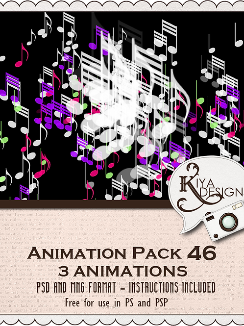 Animation Pack #46