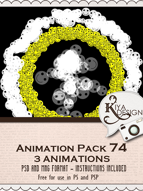 Animation Pack #74